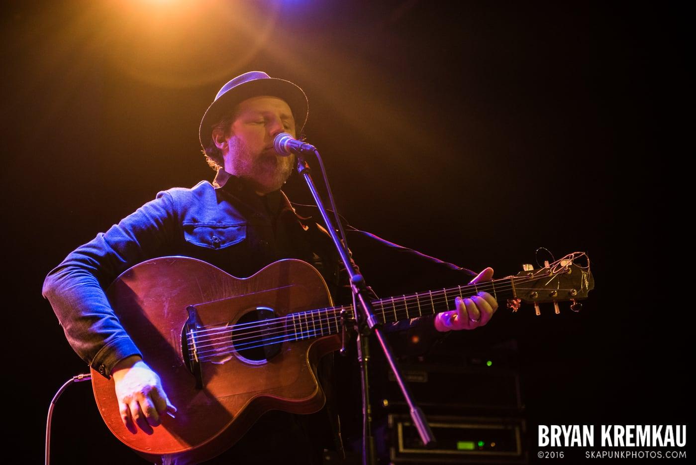 Casey Neill @ Bowery Ballroom, NYC - 9.26.16 (12)