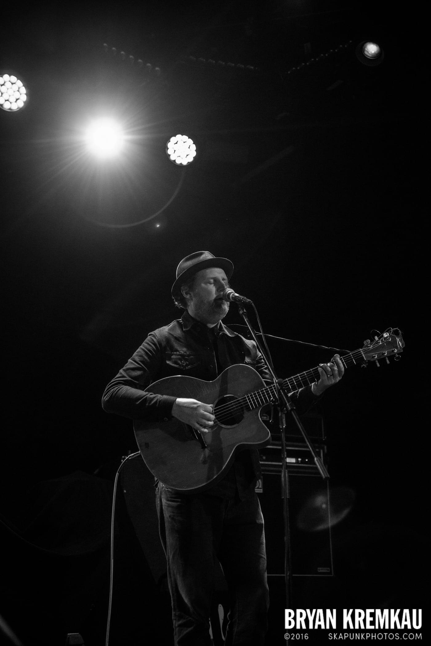 Casey Neill @ Bowery Ballroom, NYC - 9.26.16 (5)