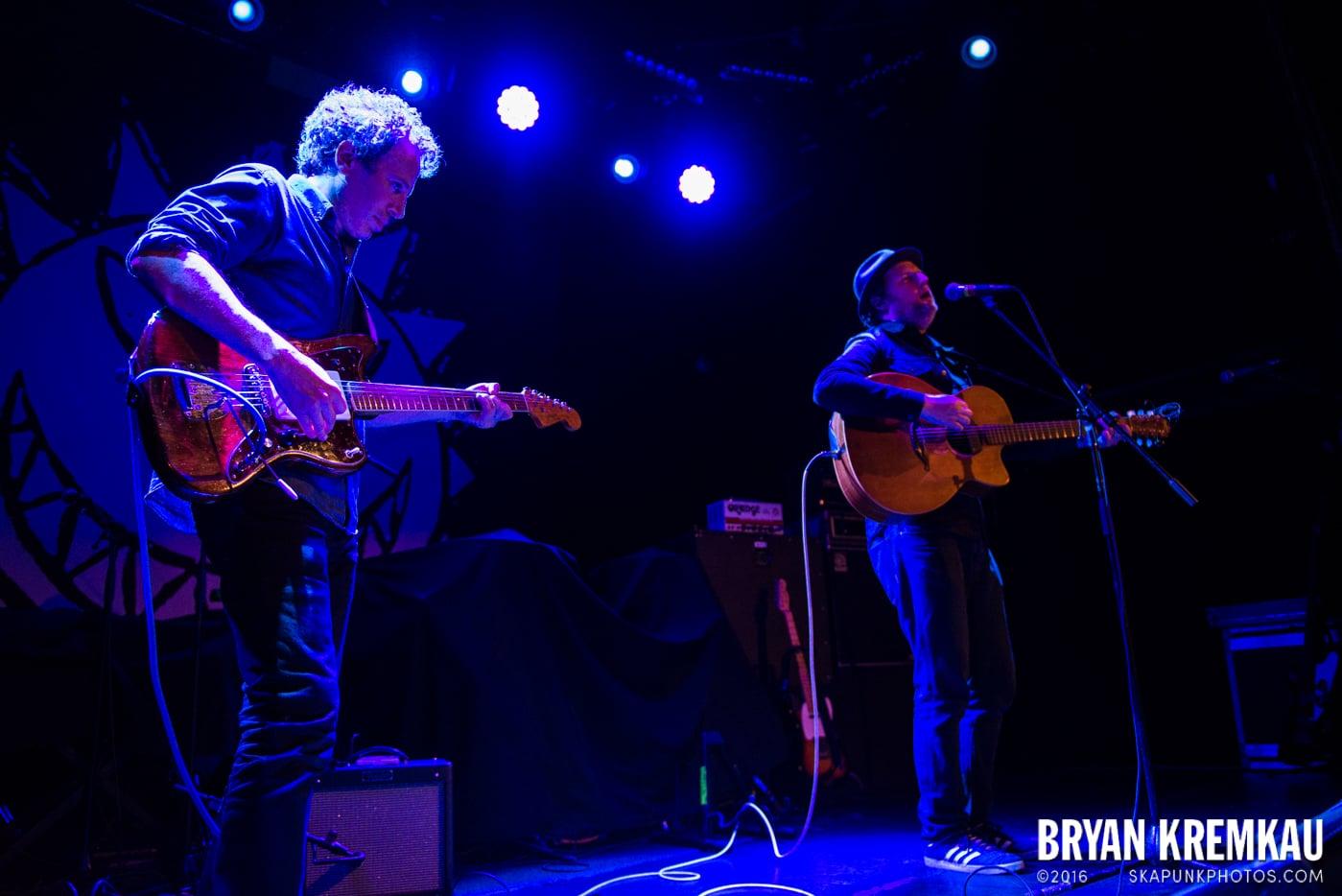 Casey Neill @ Bowery Ballroom, NYC - 9.26.16 (2)