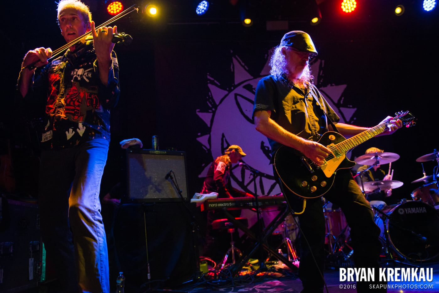 The Levellers @ Bowery Ballroom, NYC - 9.26.16 (82)