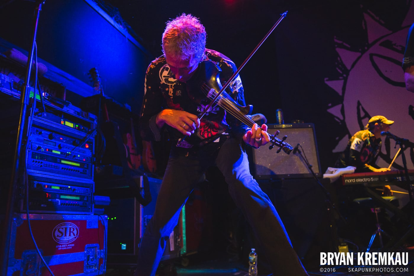 The Levellers @ Bowery Ballroom, NYC - 9.26.16 (81)