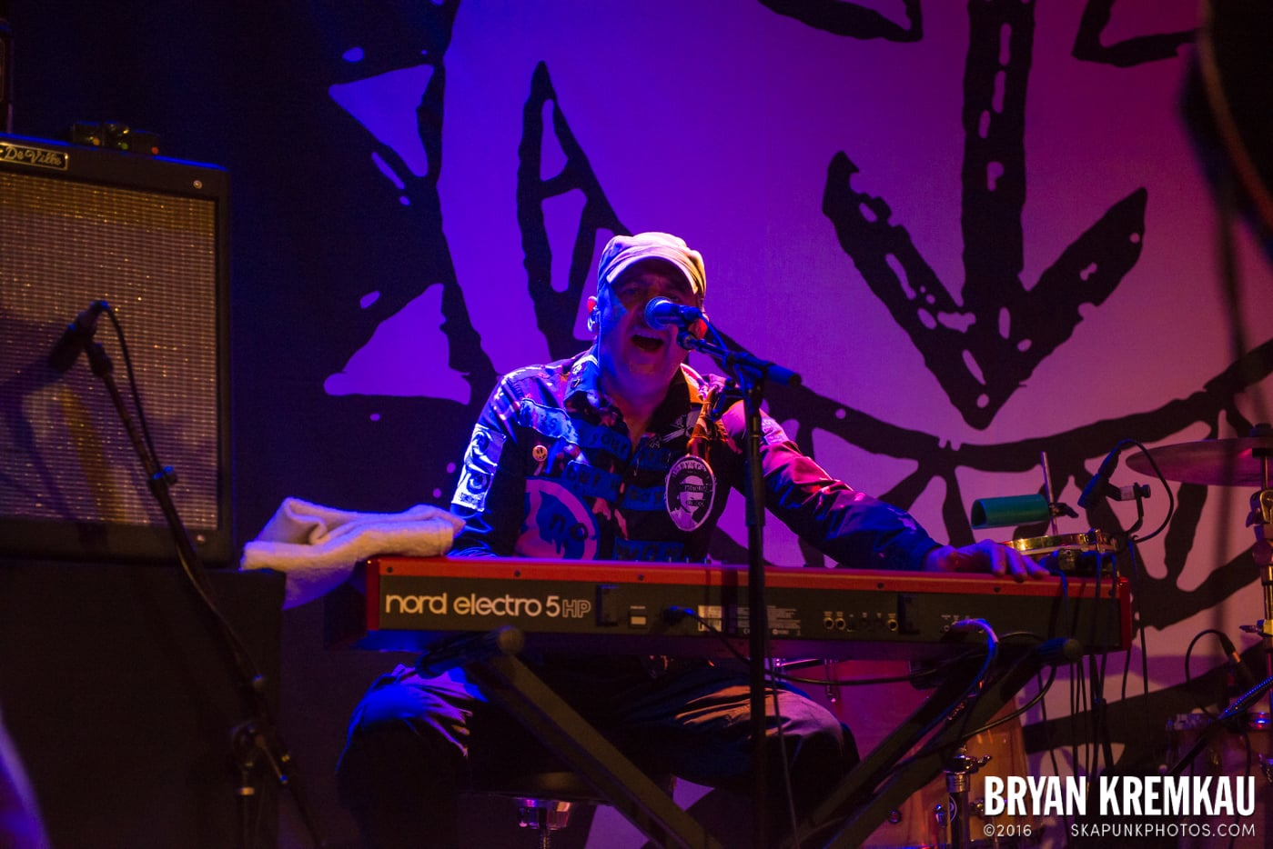 The Levellers @ Bowery Ballroom, NYC - 9.26.16 (79)