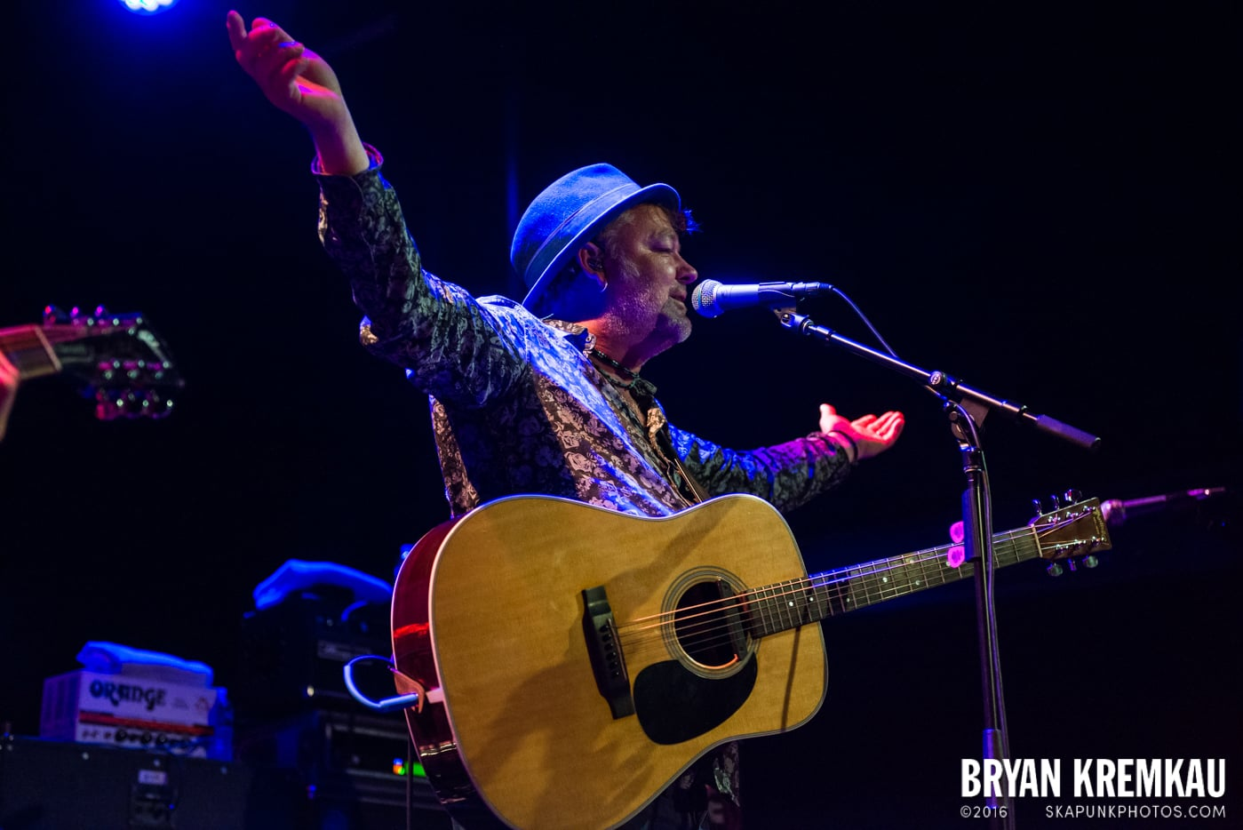 The Levellers @ Bowery Ballroom, NYC - 9.26.16 (78)