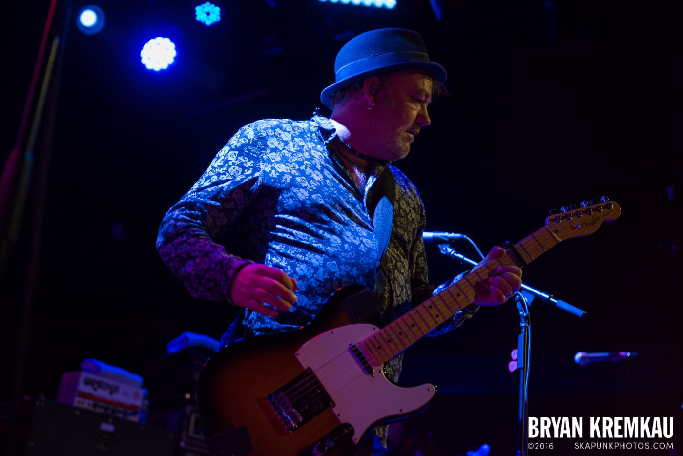 The Levellers @ Bowery Ballroom, NYC - 9.26.16 (77)