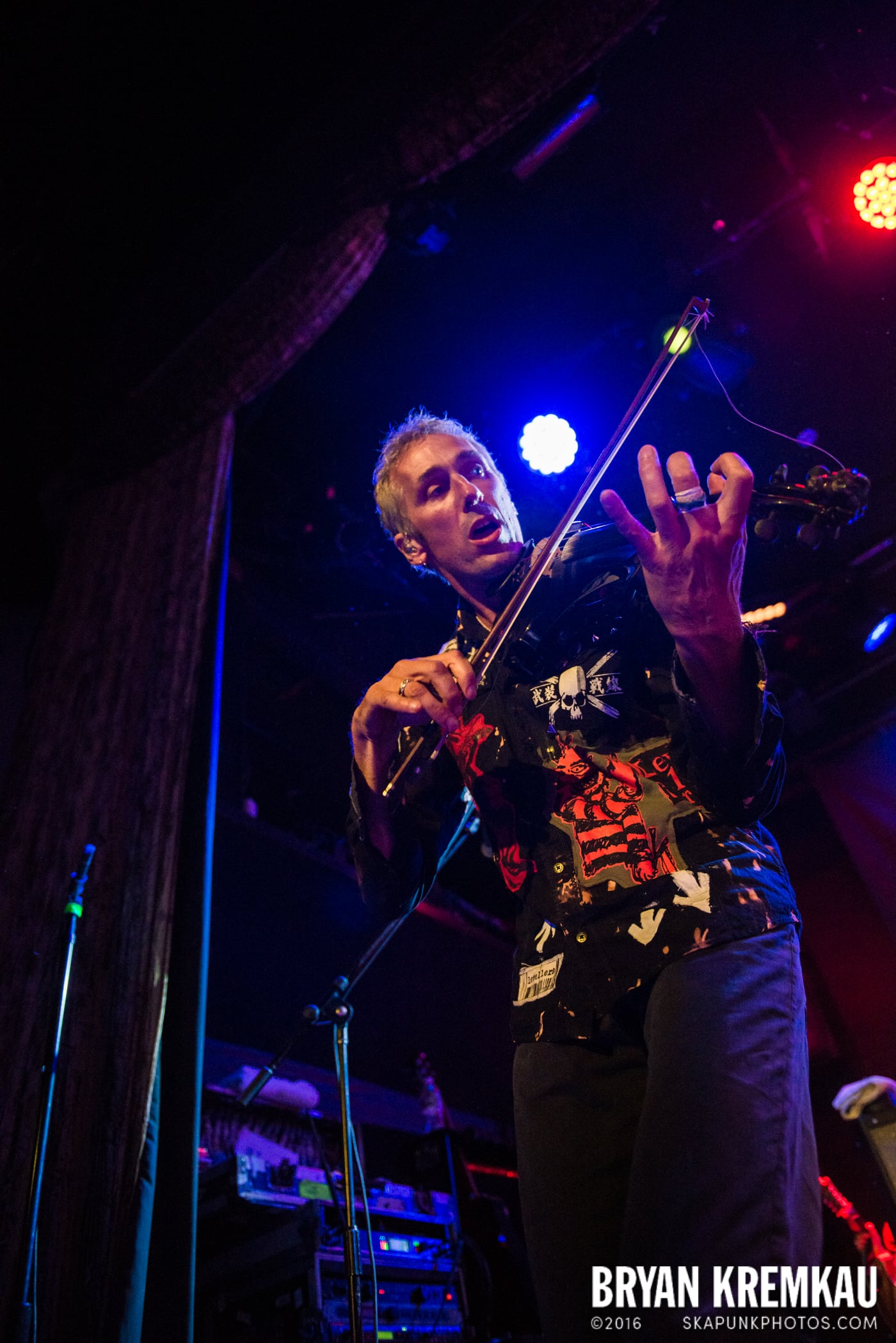 The Levellers @ Bowery Ballroom, NYC - 9.26.16 (74)