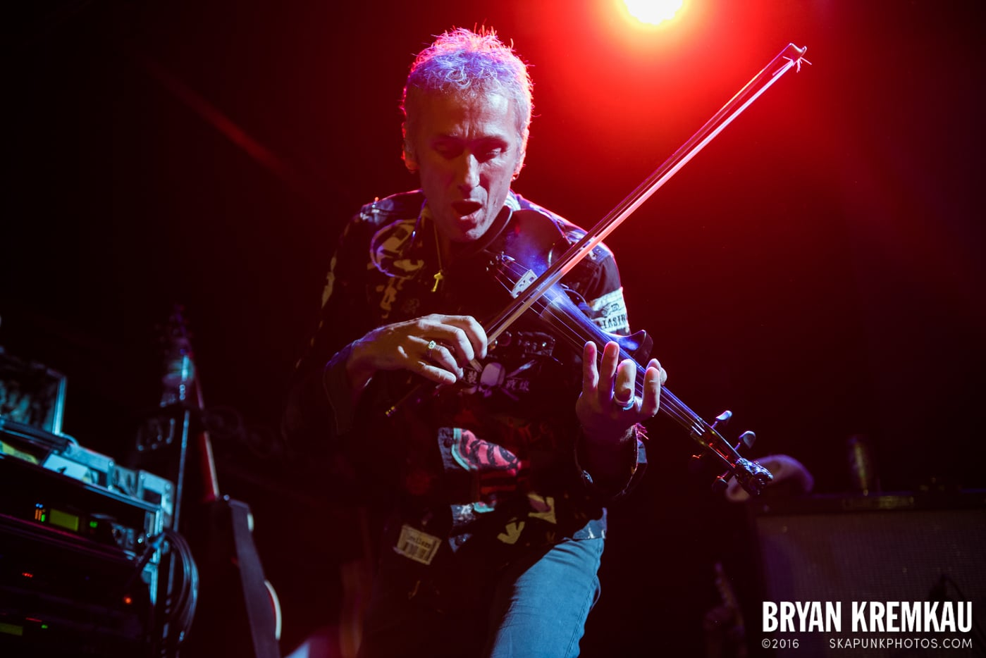 The Levellers @ Bowery Ballroom, NYC - 9.26.16 (72)