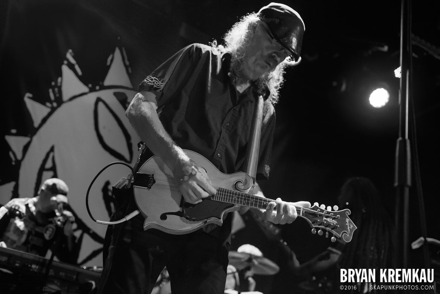 The Levellers @ Bowery Ballroom, NYC - 9.26.16 (71)