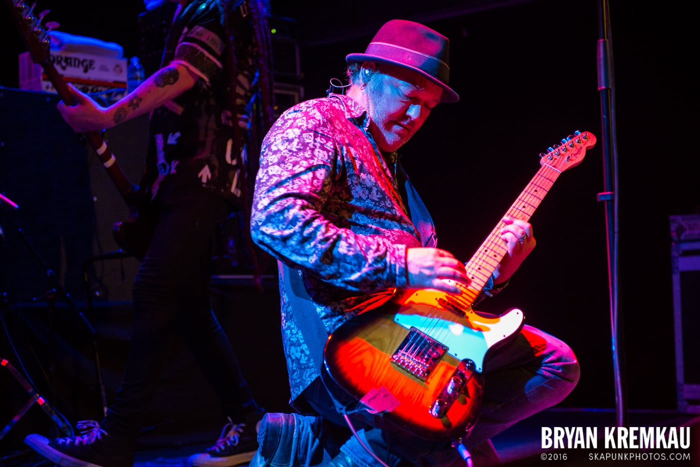 The Levellers @ Bowery Ballroom, NYC - 9.26.16 (69)