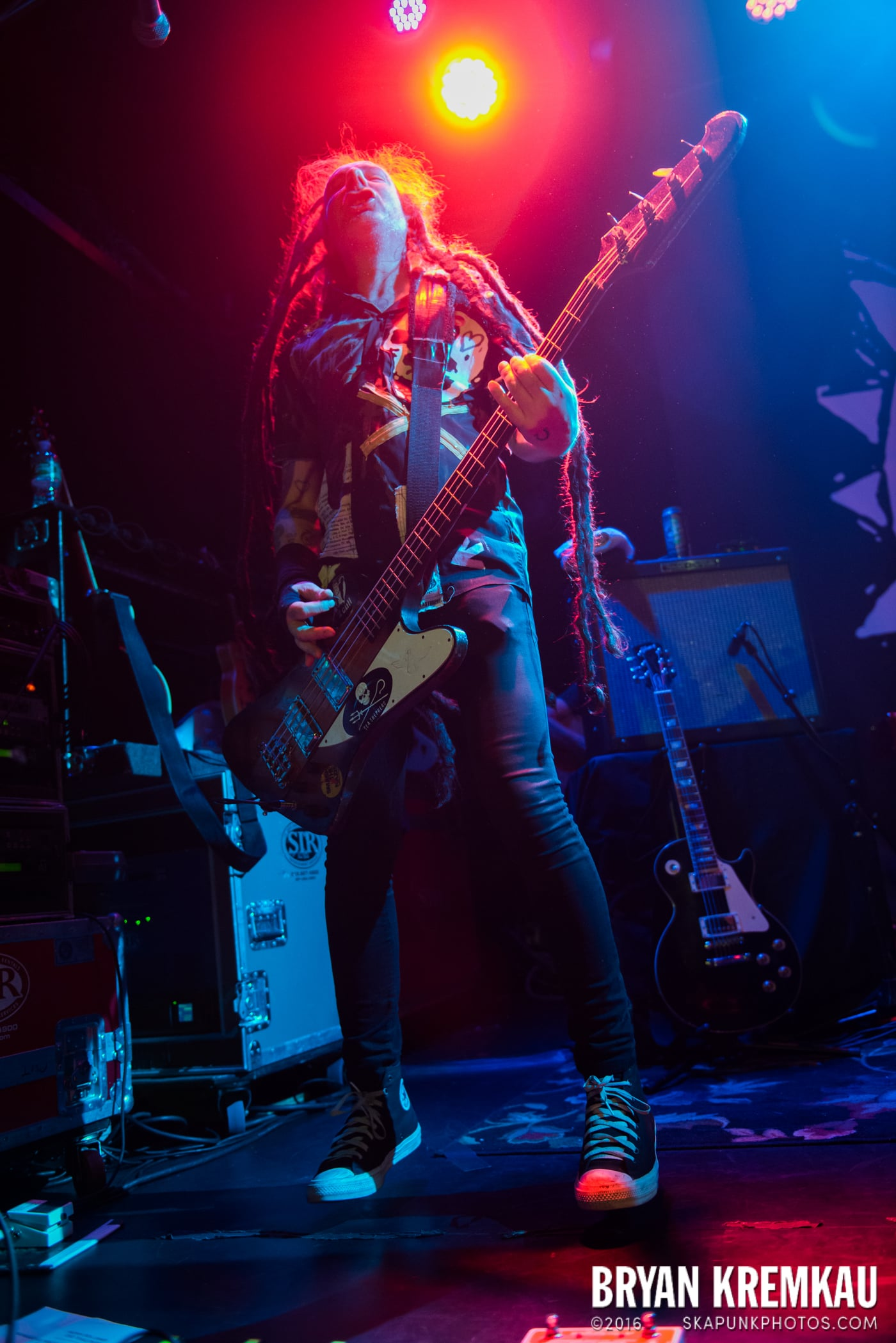 The Levellers @ Bowery Ballroom, NYC - 9.26.16 (65)
