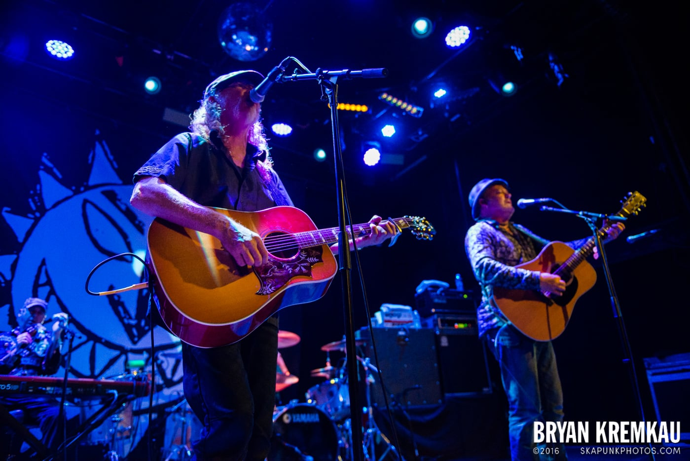 The Levellers @ Bowery Ballroom, NYC - 9.26.16 (63)