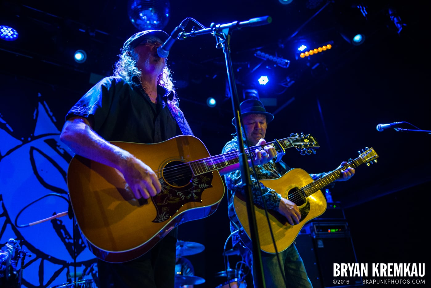 The Levellers @ Bowery Ballroom, NYC - 9.26.16 (61)