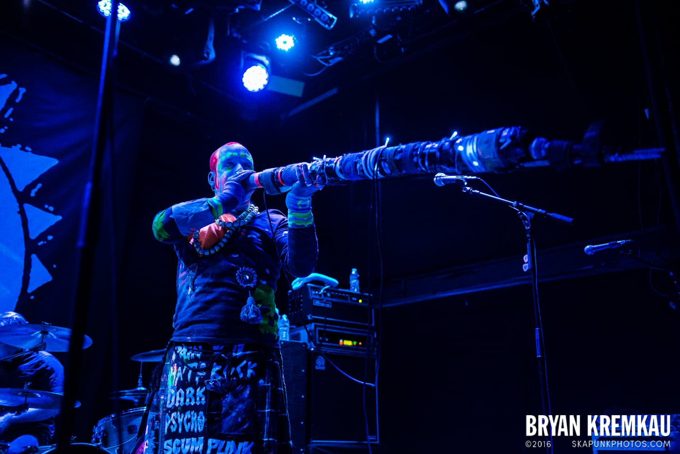 The Levellers @ Bowery Ballroom, NYC - 9.26.16 (60)