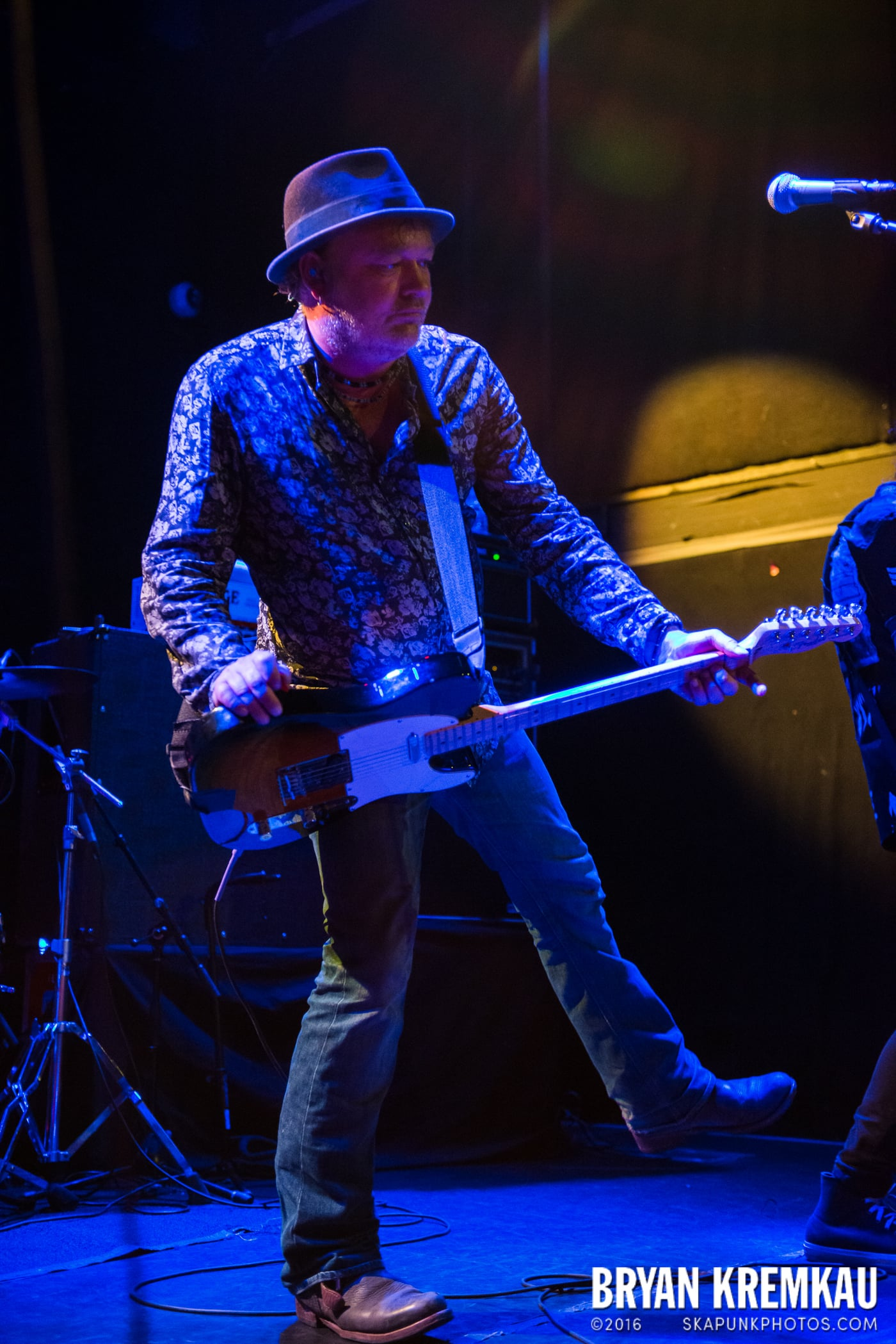 The Levellers @ Bowery Ballroom, NYC - 9.26.16 (53)