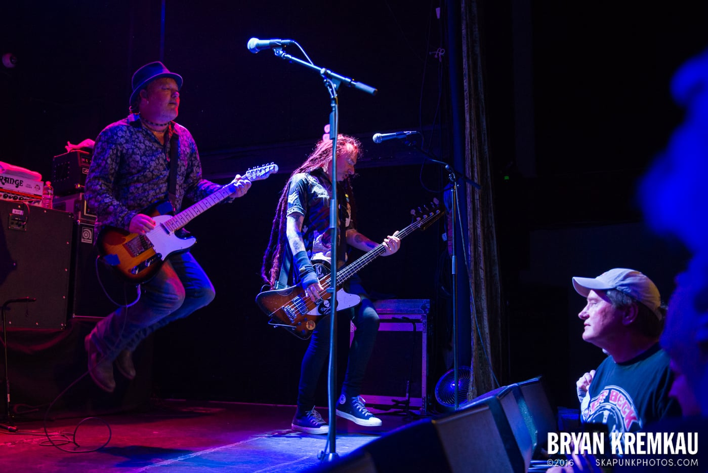 The Levellers @ Bowery Ballroom, NYC - 9.26.16 (38)