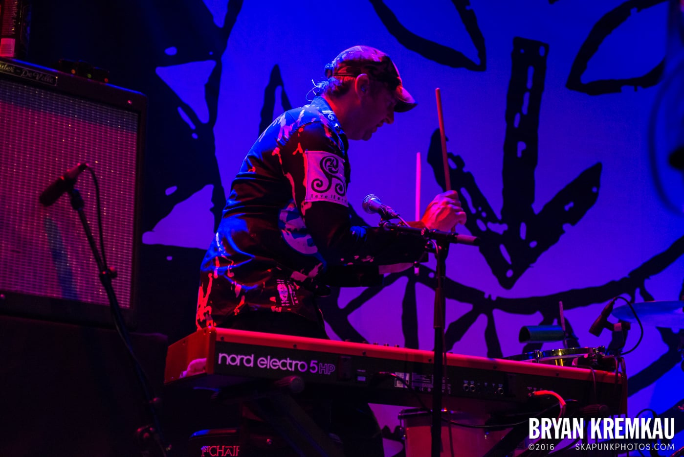 The Levellers @ Bowery Ballroom, NYC - 9.26.16 (35)