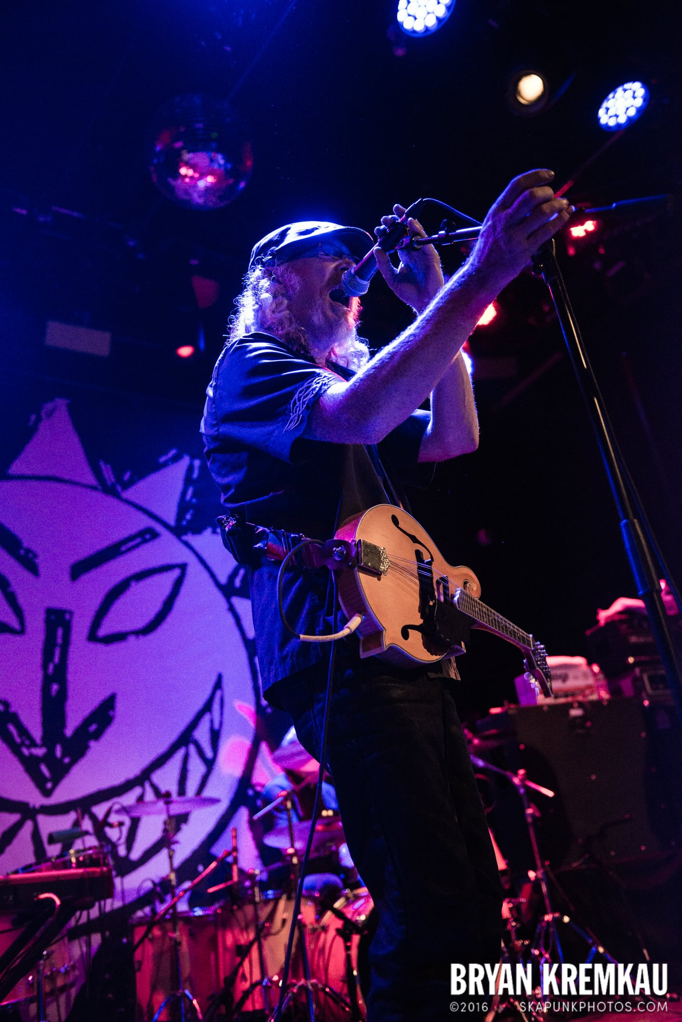 The Levellers @ Bowery Ballroom, NYC - 9.26.16 (34)