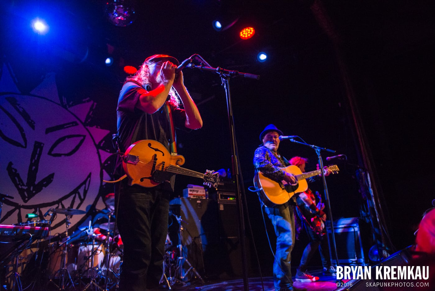 The Levellers @ Bowery Ballroom, NYC - 9.26.16 (31)