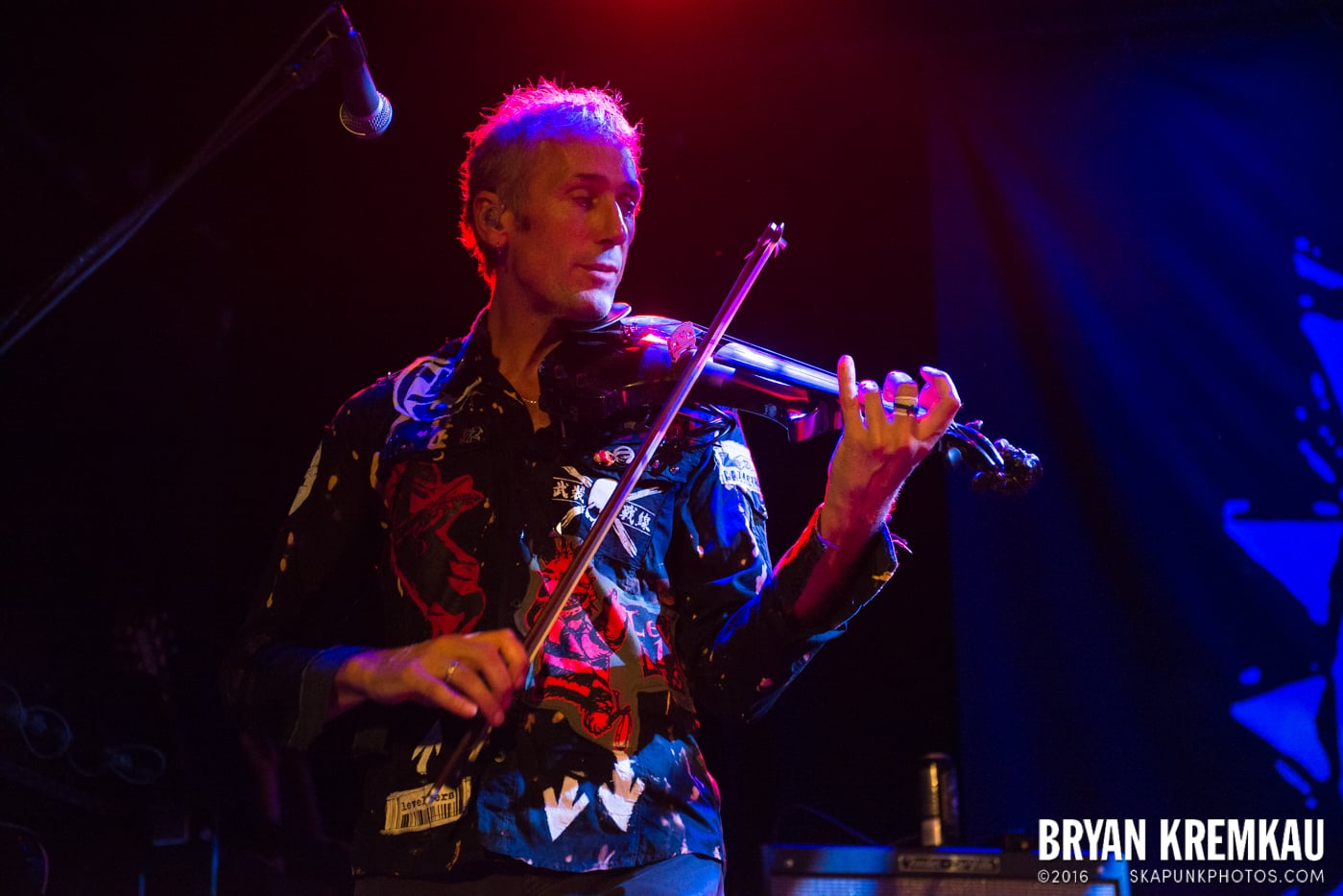 The Levellers @ Bowery Ballroom, NYC - 9.26.16 (29)