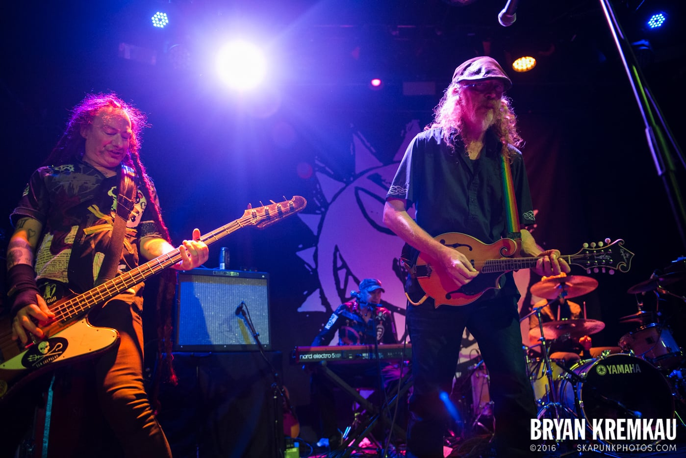 The Levellers @ Bowery Ballroom, NYC - 9.26.16 (25)