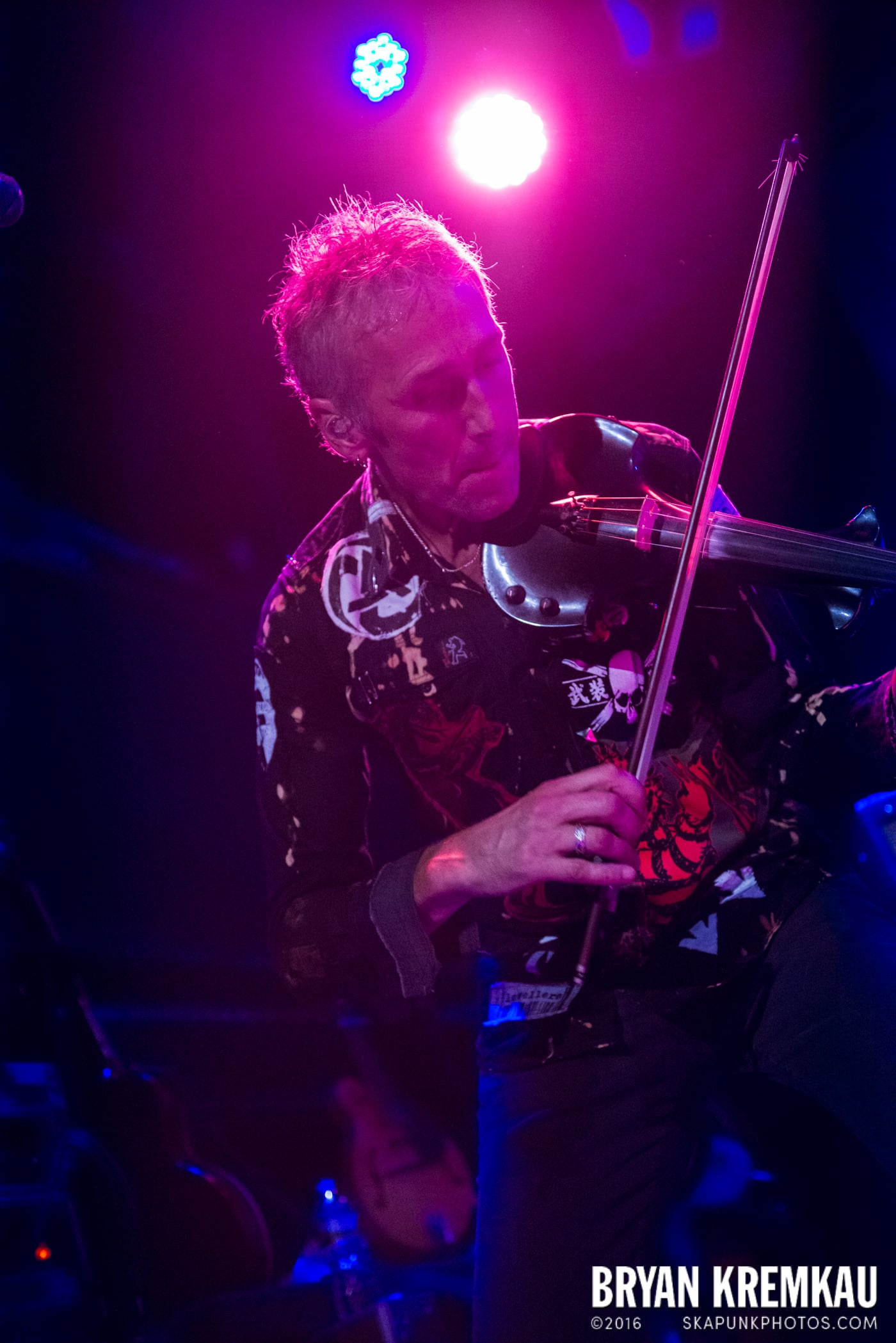 The Levellers @ Bowery Ballroom, NYC - 9.26.16 (23)