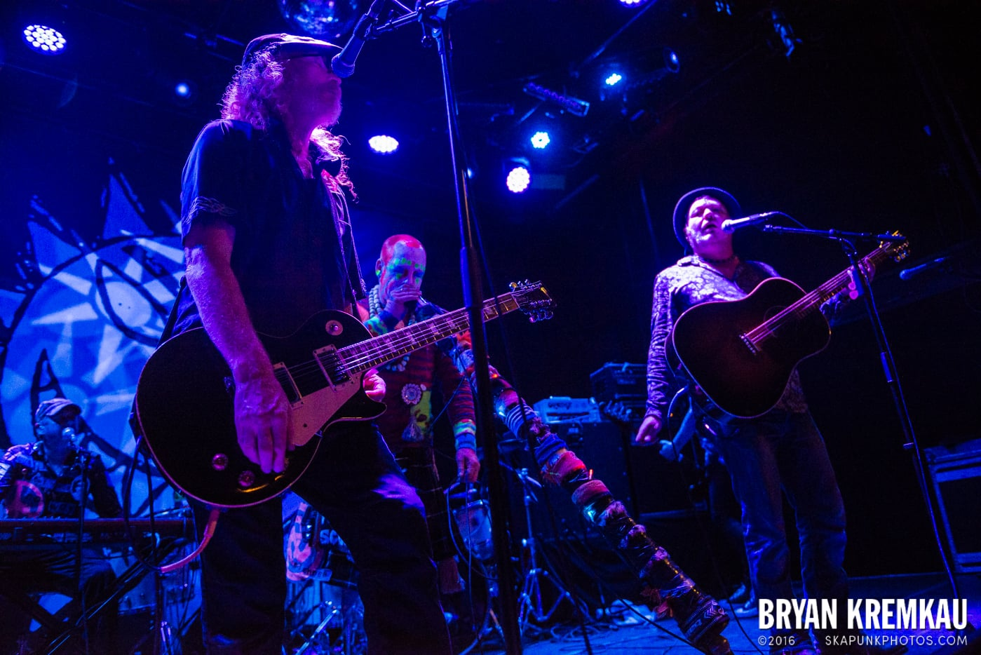 The Levellers @ Bowery Ballroom, NYC - 9.26.16 (18)