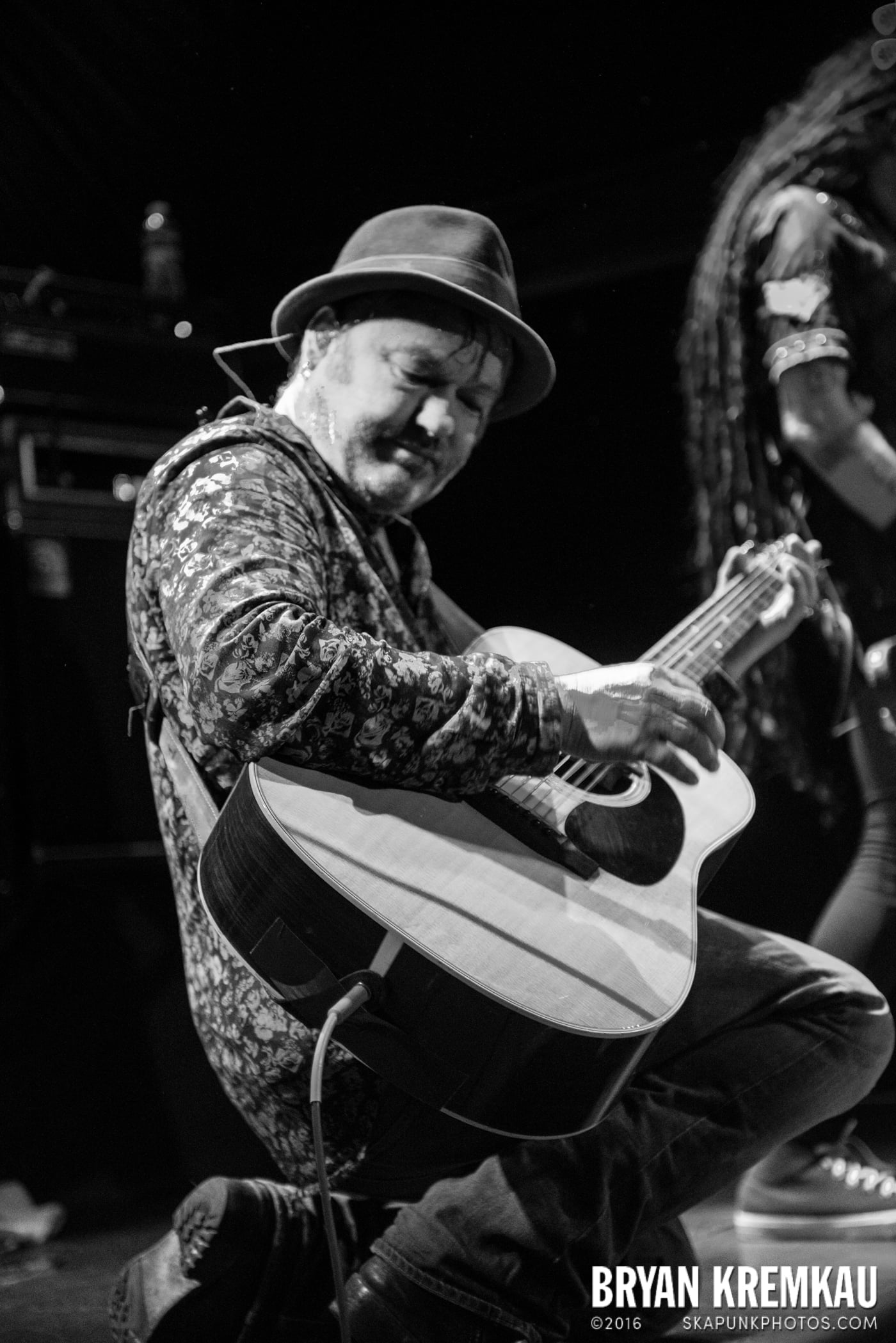 The Levellers @ Bowery Ballroom, NYC - 9.26.16 (17)