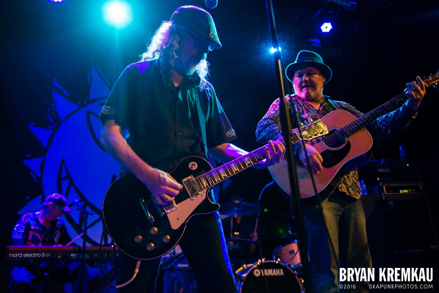 The Levellers @ Bowery Ballroom, NYC - 9.26.16 (15)