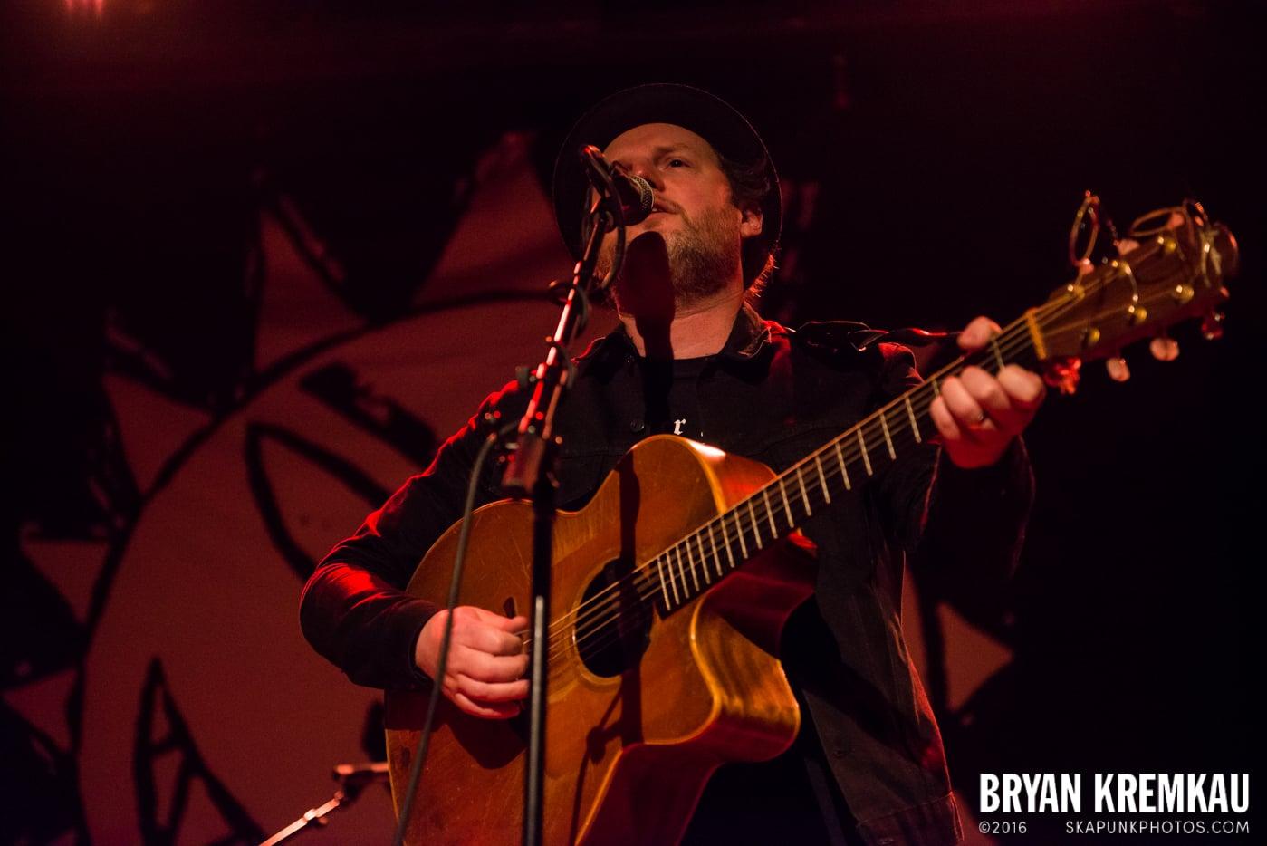 Casey Neill @ Music Hall of Williamsburg, Brooklyn, NY - 9.25.16 (8)