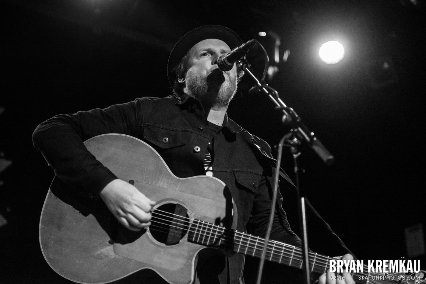 Casey Neill @ Music Hall of Williamsburg, Brooklyn, NY - 9.25.16 (5)