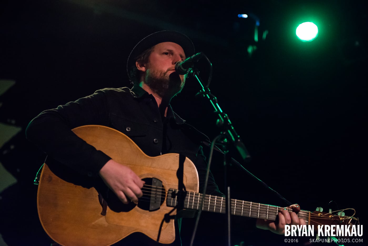 Casey Neill @ Music Hall of Williamsburg, Brooklyn, NY - 9.25.16 (3)