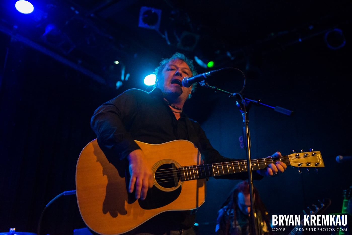 The Levellers @ Music Hall of Williamsburg, Brooklyn, NY - 9.25.16 (60)