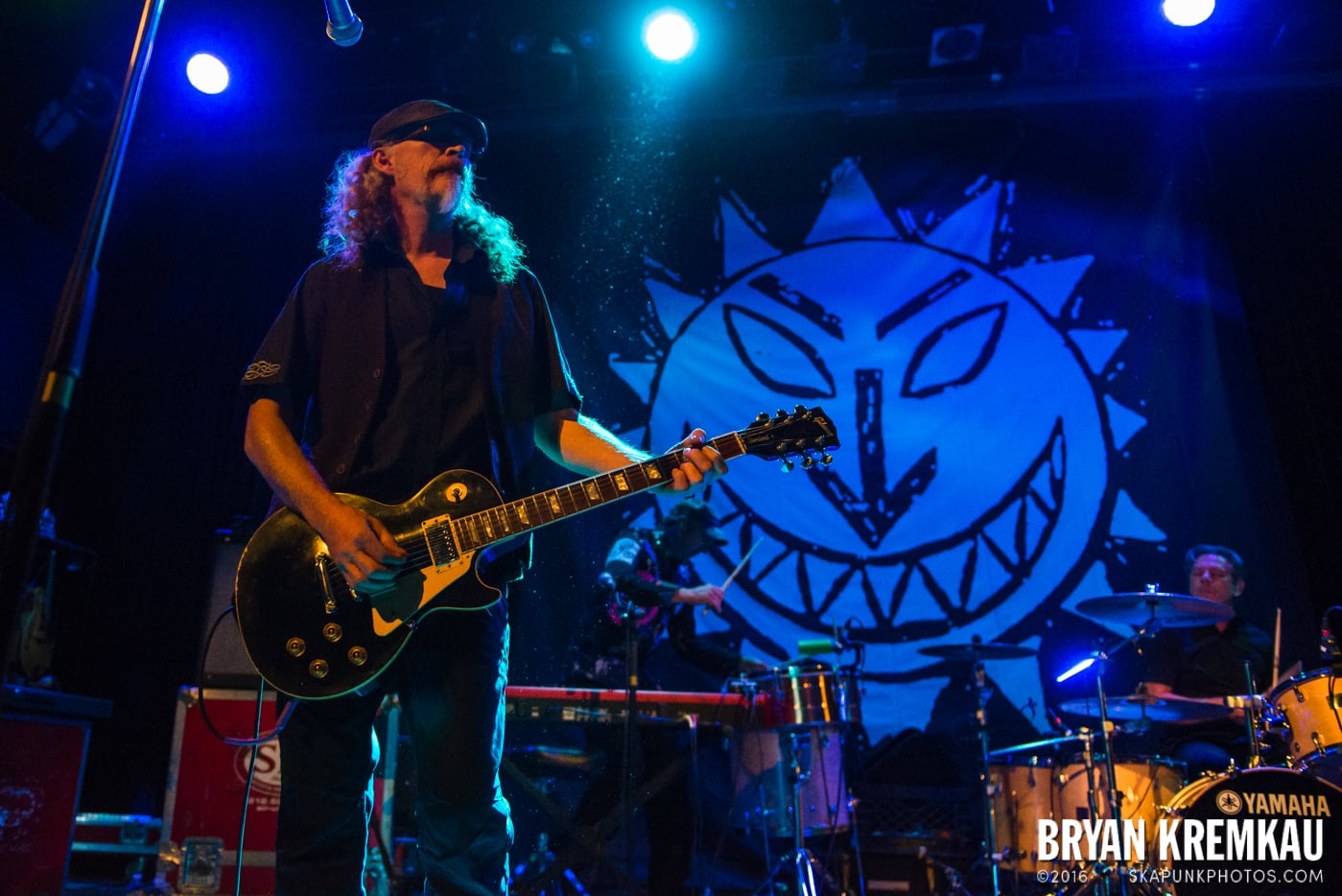 The Levellers @ Music Hall of Williamsburg, Brooklyn, NY - 9.25.16 (59)