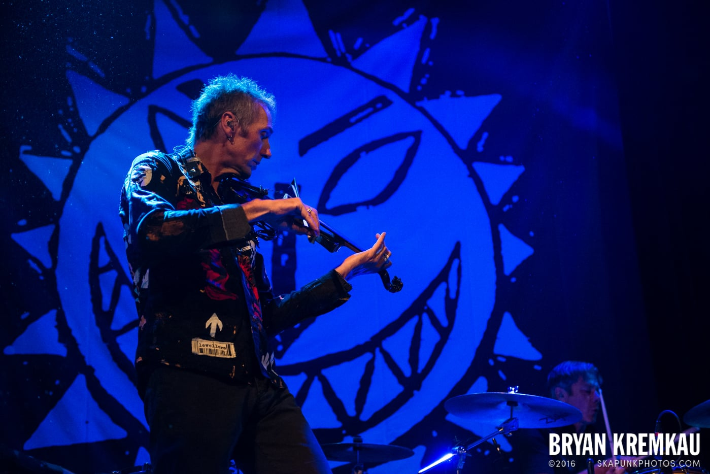 The Levellers @ Music Hall of Williamsburg, Brooklyn, NY - 9.25.16 (57)