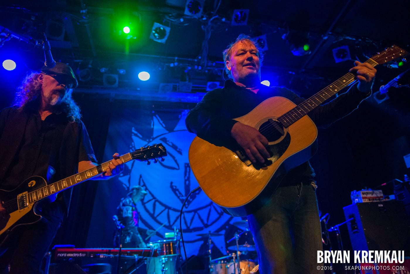 The Levellers @ Music Hall of Williamsburg, Brooklyn, NY - 9.25.16 (54)