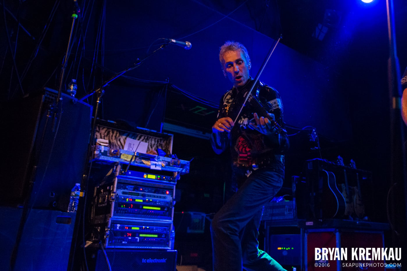 The Levellers @ Music Hall of Williamsburg, Brooklyn, NY - 9.25.16 (53)