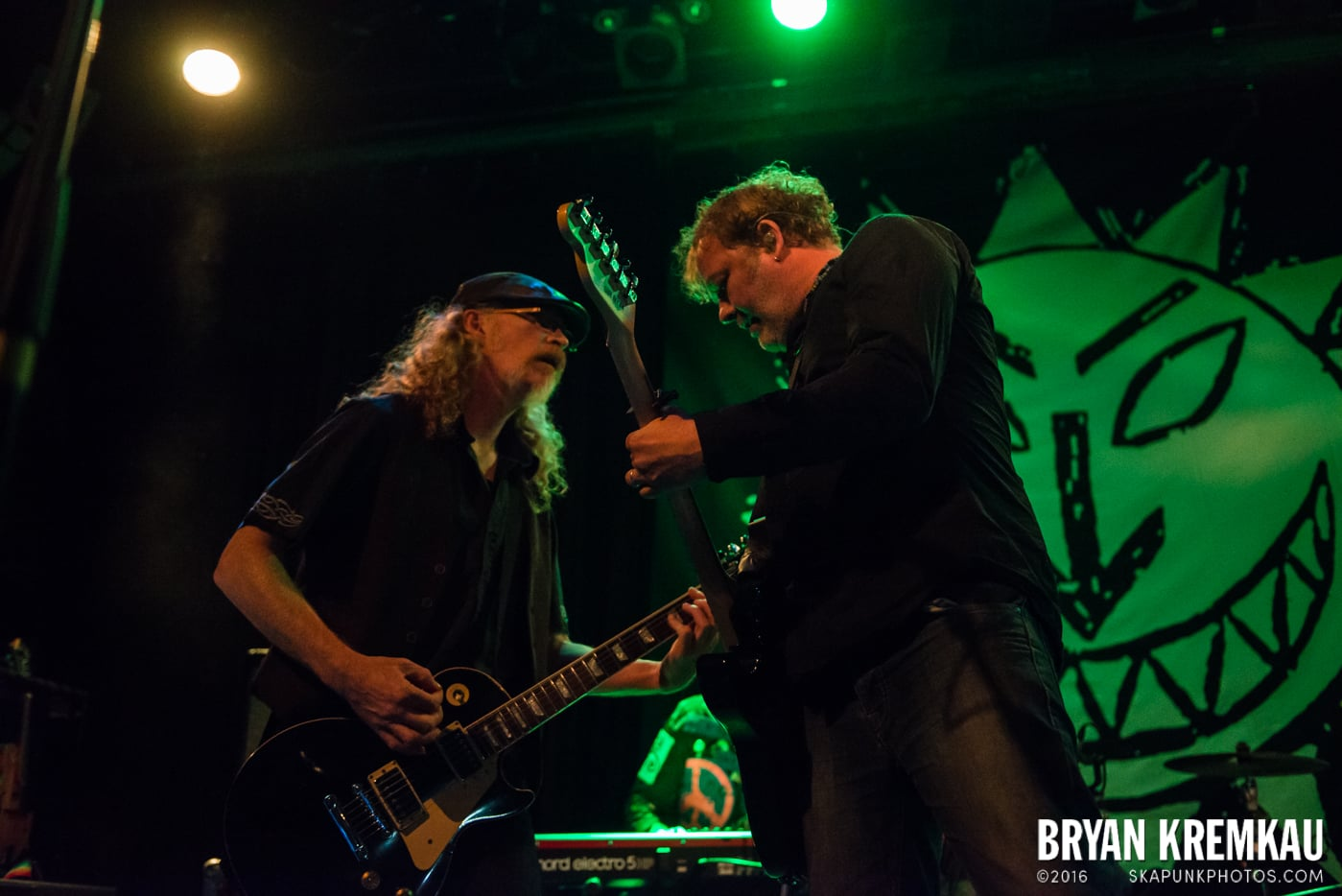 The Levellers @ Music Hall of Williamsburg, Brooklyn, NY - 9.25.16 (45)