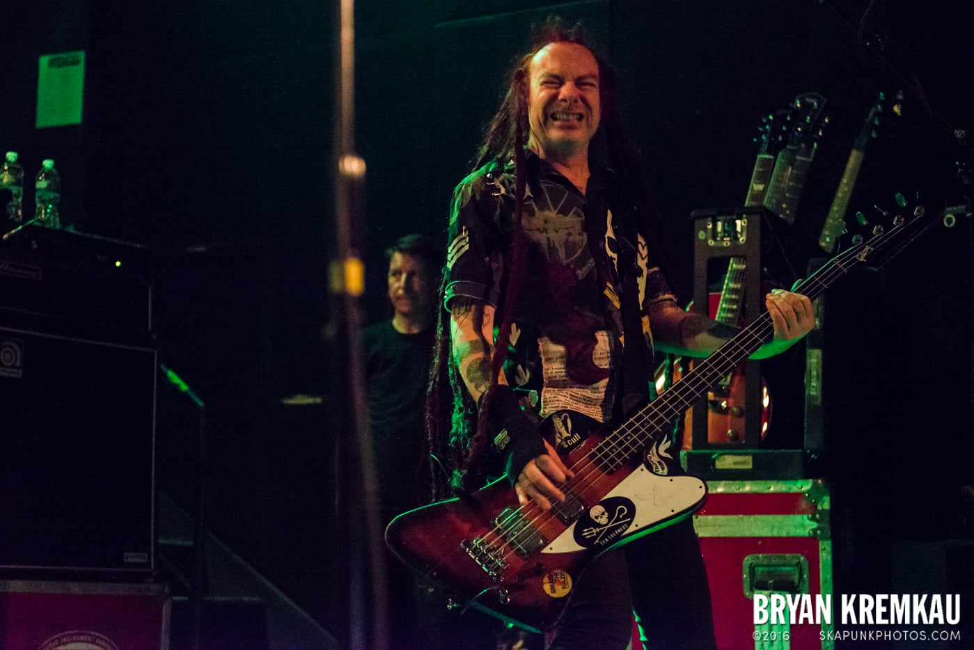 The Levellers @ Music Hall of Williamsburg, Brooklyn, NY - 9.25.16 (44)