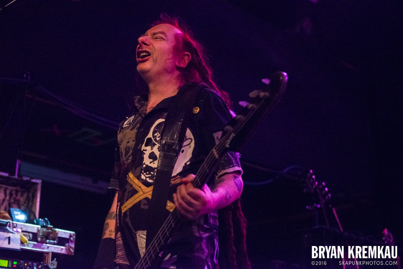 The Levellers @ Music Hall of Williamsburg, Brooklyn, NY - 9.25.16 (39)
