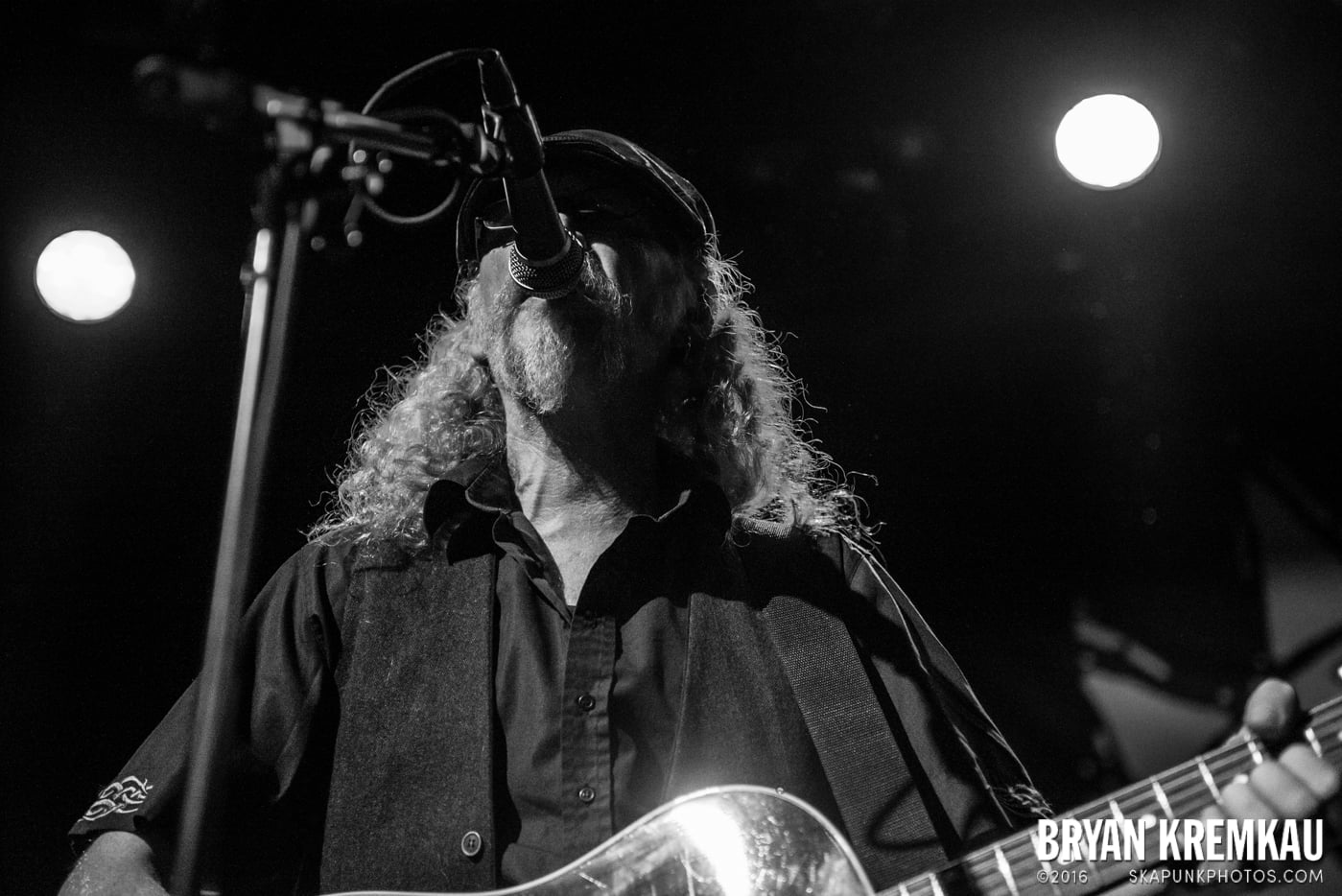 The Levellers @ Music Hall of Williamsburg, Brooklyn, NY - 9.25.16 (37)