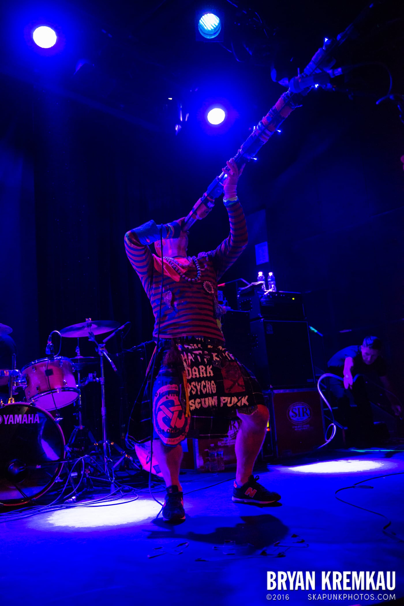 The Levellers @ Music Hall of Williamsburg, Brooklyn, NY - 9.25.16 (35)