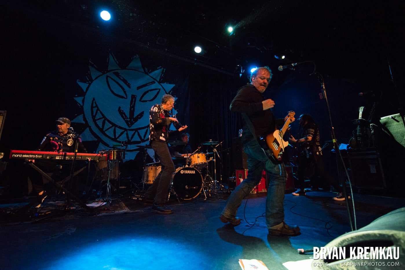 The Levellers @ Music Hall of Williamsburg, Brooklyn, NY - 9.25.16 (31)