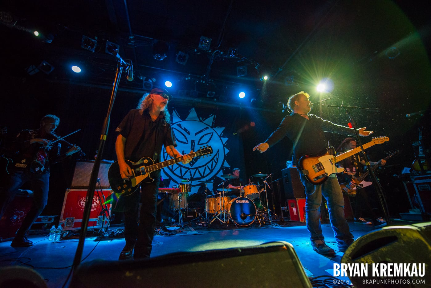 The Levellers @ Music Hall of Williamsburg, Brooklyn, NY - 9.25.16 (30)