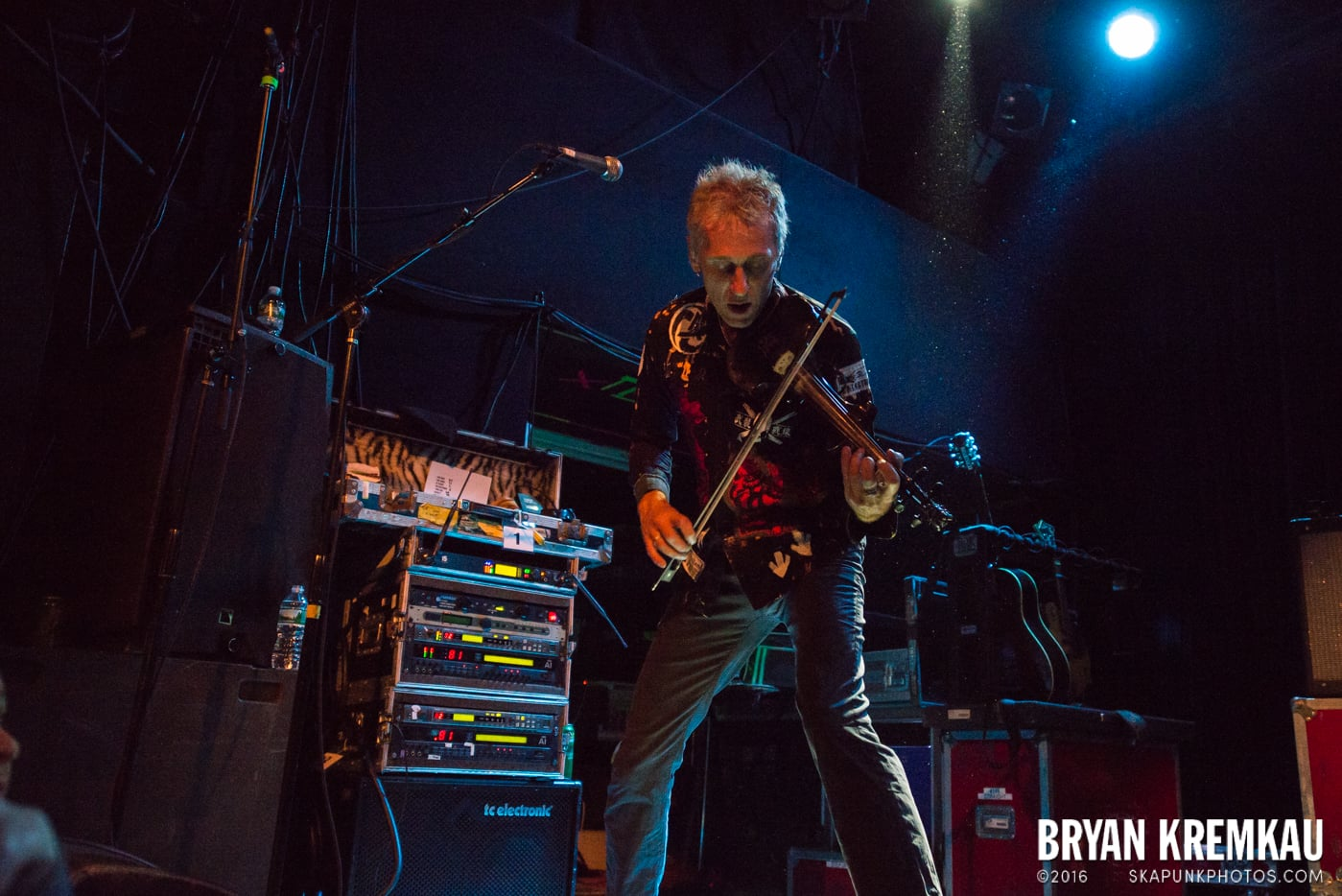 The Levellers @ Music Hall of Williamsburg, Brooklyn, NY - 9.25.16 (29)