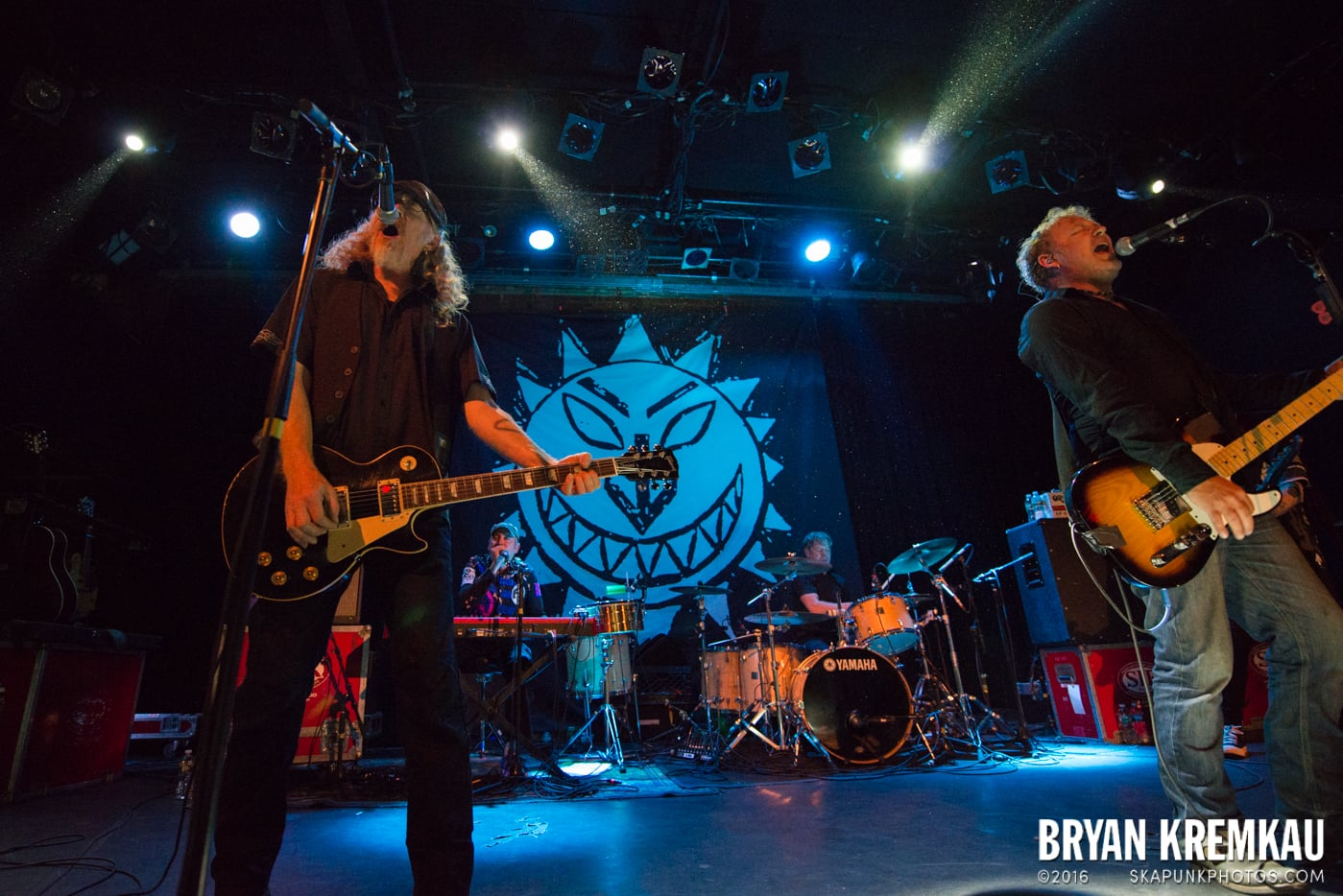 The Levellers @ Music Hall of Williamsburg, Brooklyn, NY - 9.25.16 (28)