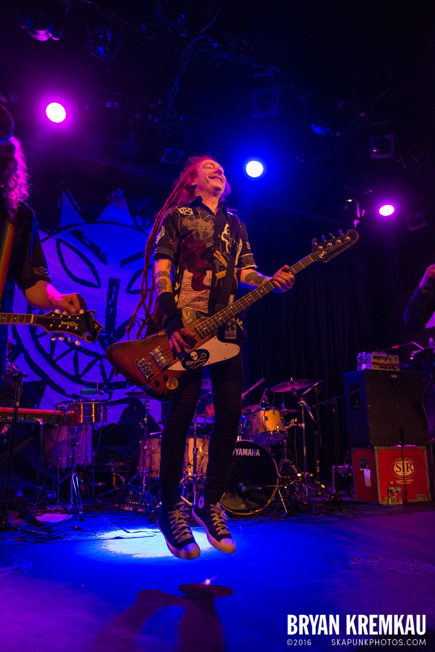 The Levellers @ Music Hall of Williamsburg, Brooklyn, NY - 9.25.16 (24)