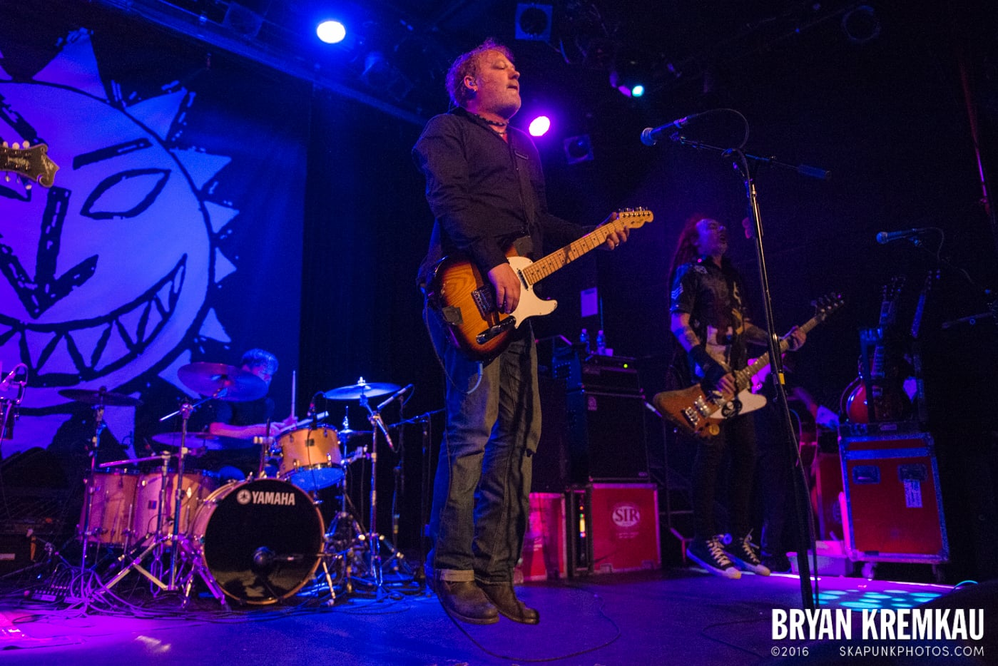 The Levellers @ Music Hall of Williamsburg, Brooklyn, NY - 9.25.16 (23)