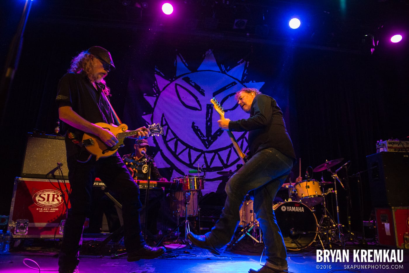 The Levellers @ Music Hall of Williamsburg, Brooklyn, NY - 9.25.16 (22)