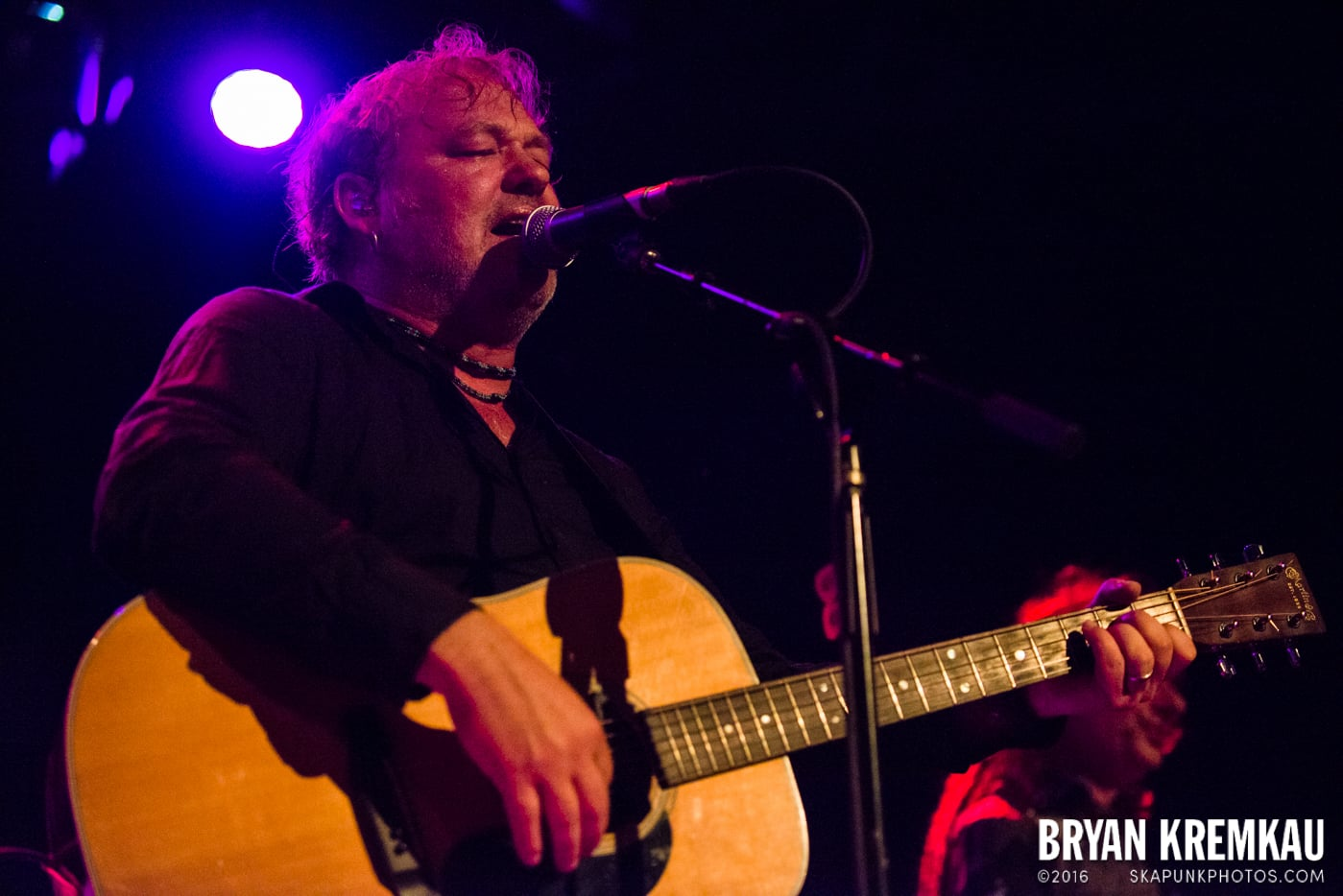 The Levellers @ Music Hall of Williamsburg, Brooklyn, NY - 9.25.16 (18)