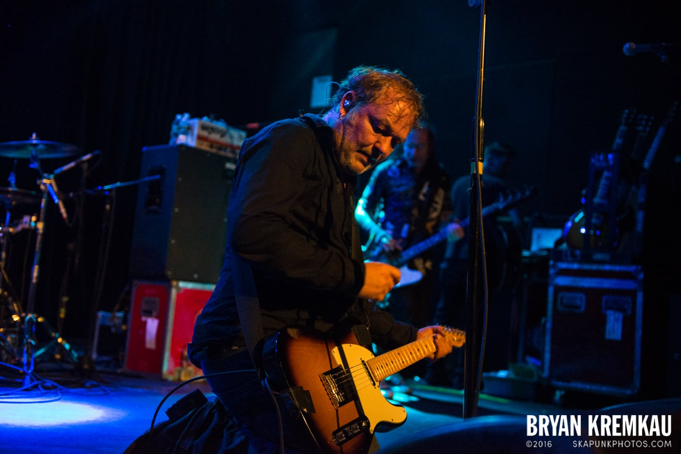 The Levellers @ Music Hall of Williamsburg, Brooklyn, NY - 9.25.16 (14)