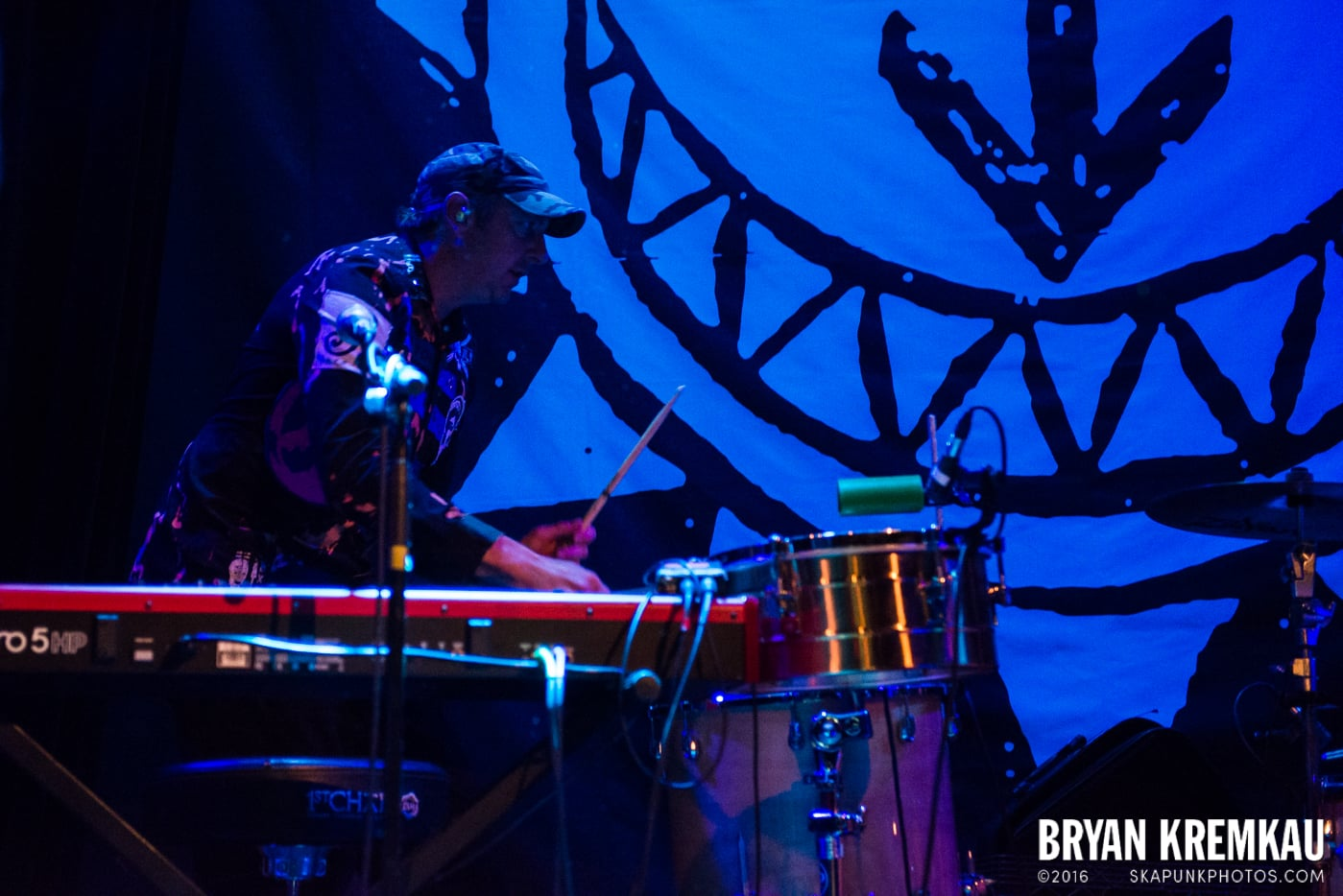 The Levellers @ Music Hall of Williamsburg, Brooklyn, NY - 9.25.16 (13)